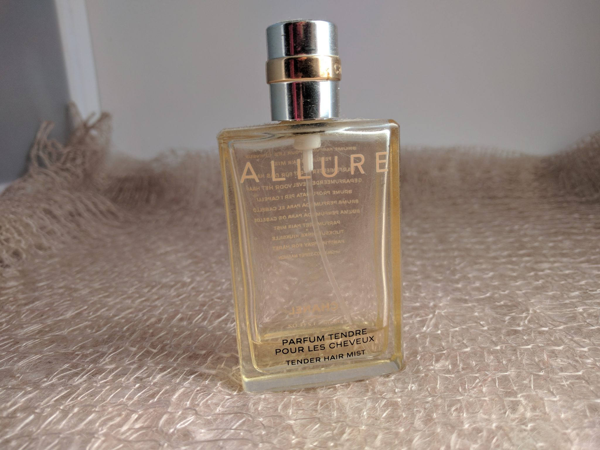 Chanel Allure Perfumed hair mist