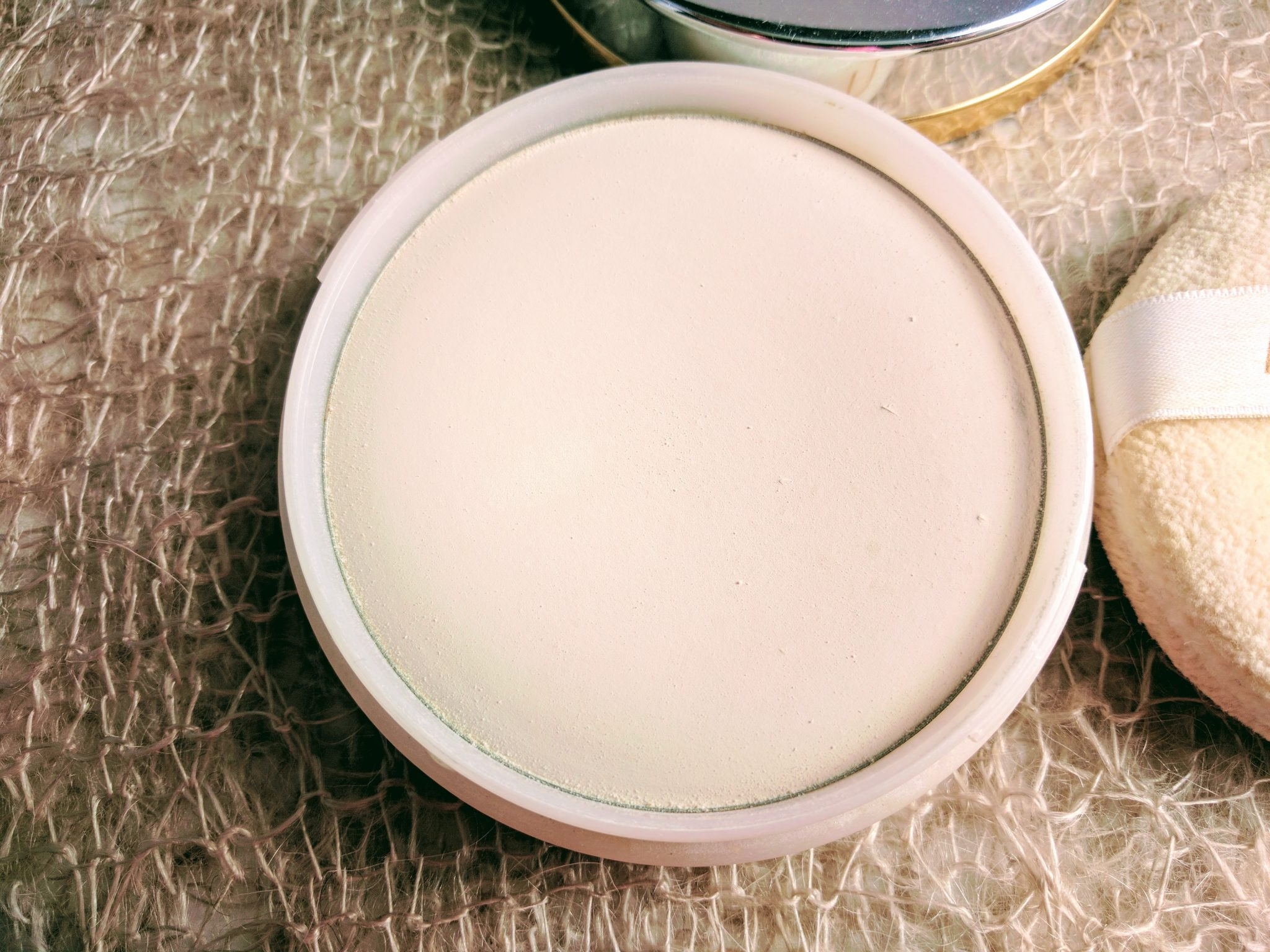 Chanel Allure Tender body powder